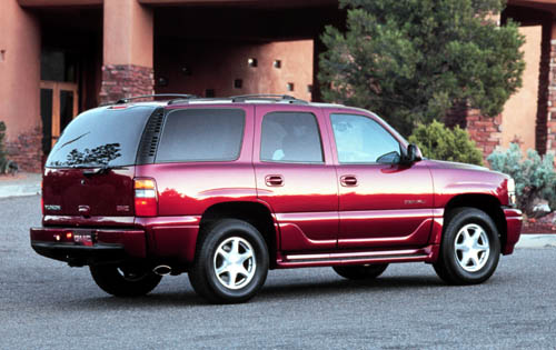 GMC Yukon 1995 photo - 3