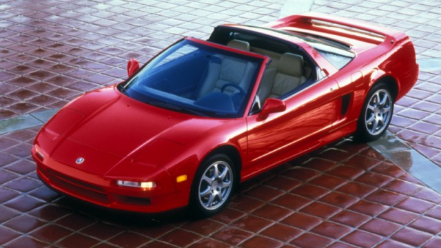 Honda NSX 1999: Review, Amazing Pictures and Images - Look at the car