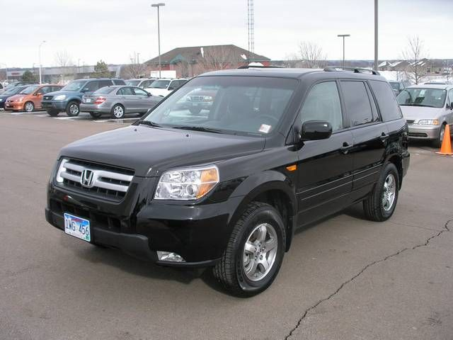 Honda Pilot 2007: Review, Amazing Pictures and Images ...