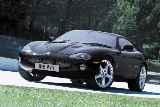 Jaguar XK 2002: Review, Amazing Pictures and Images - Look at the car