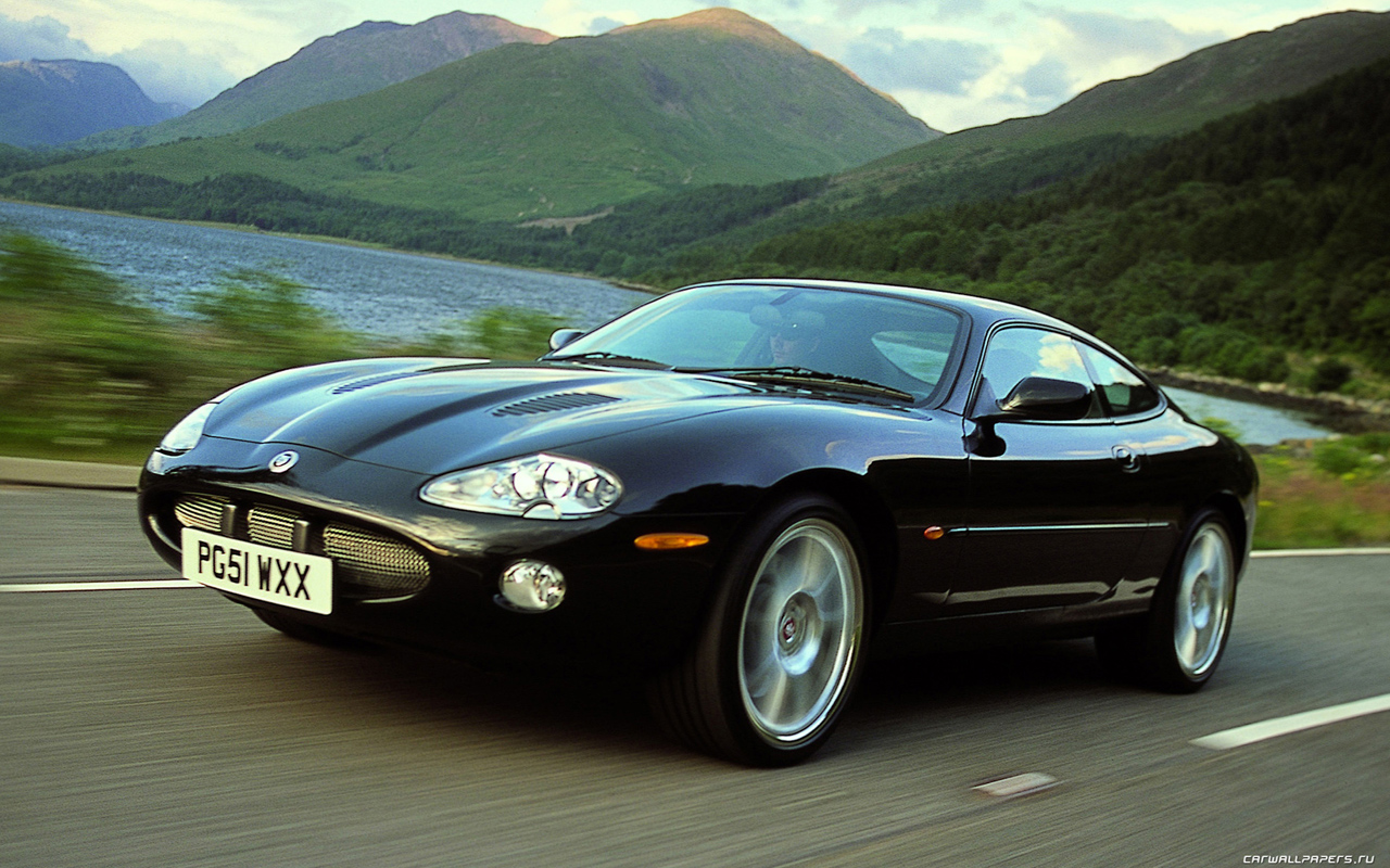Jaguar XKR 2002: Review, Amazing Pictures and Images ...