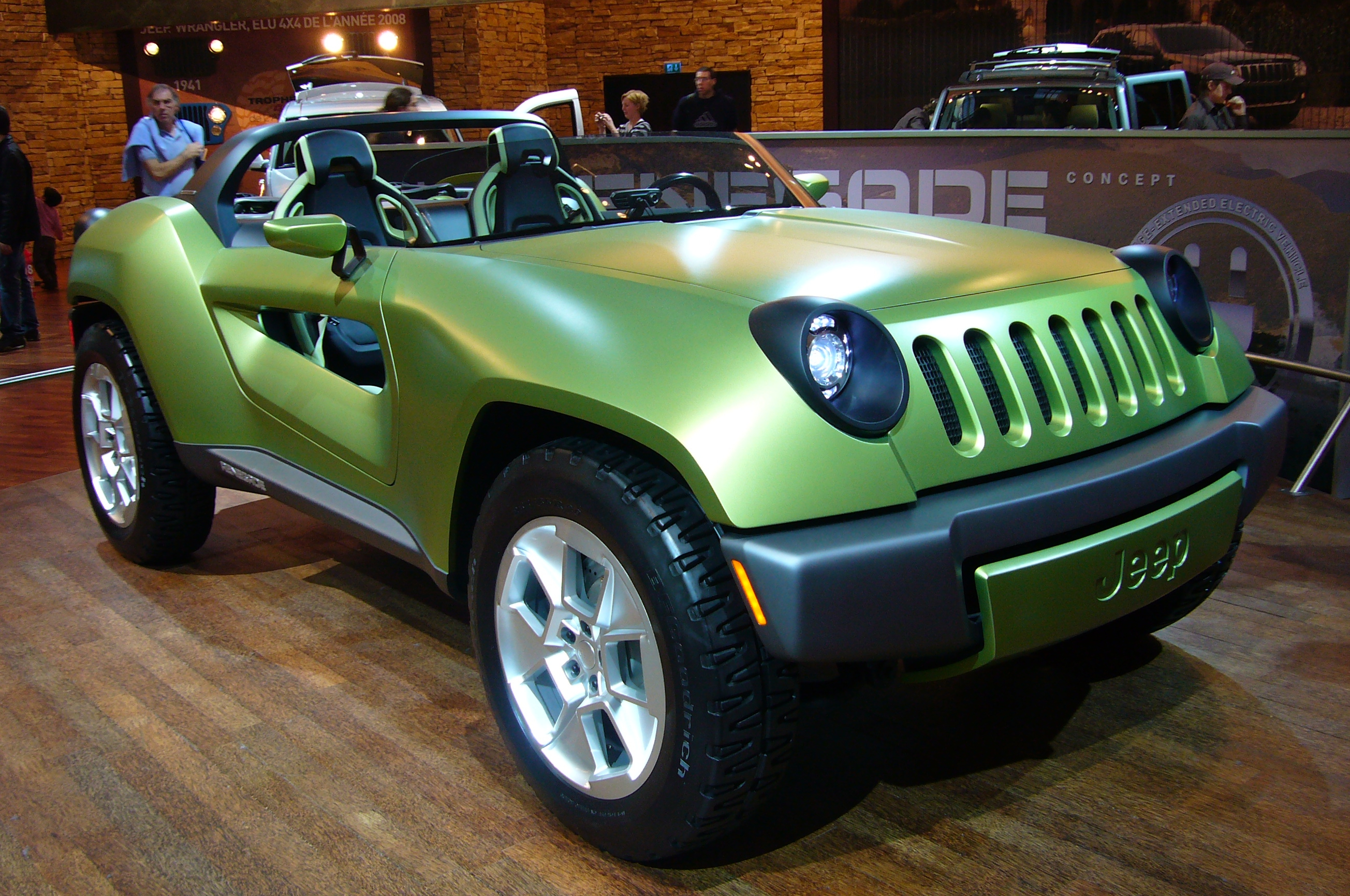 Jeep Renegade 2013: Review, Amazing Pictures and Images ...