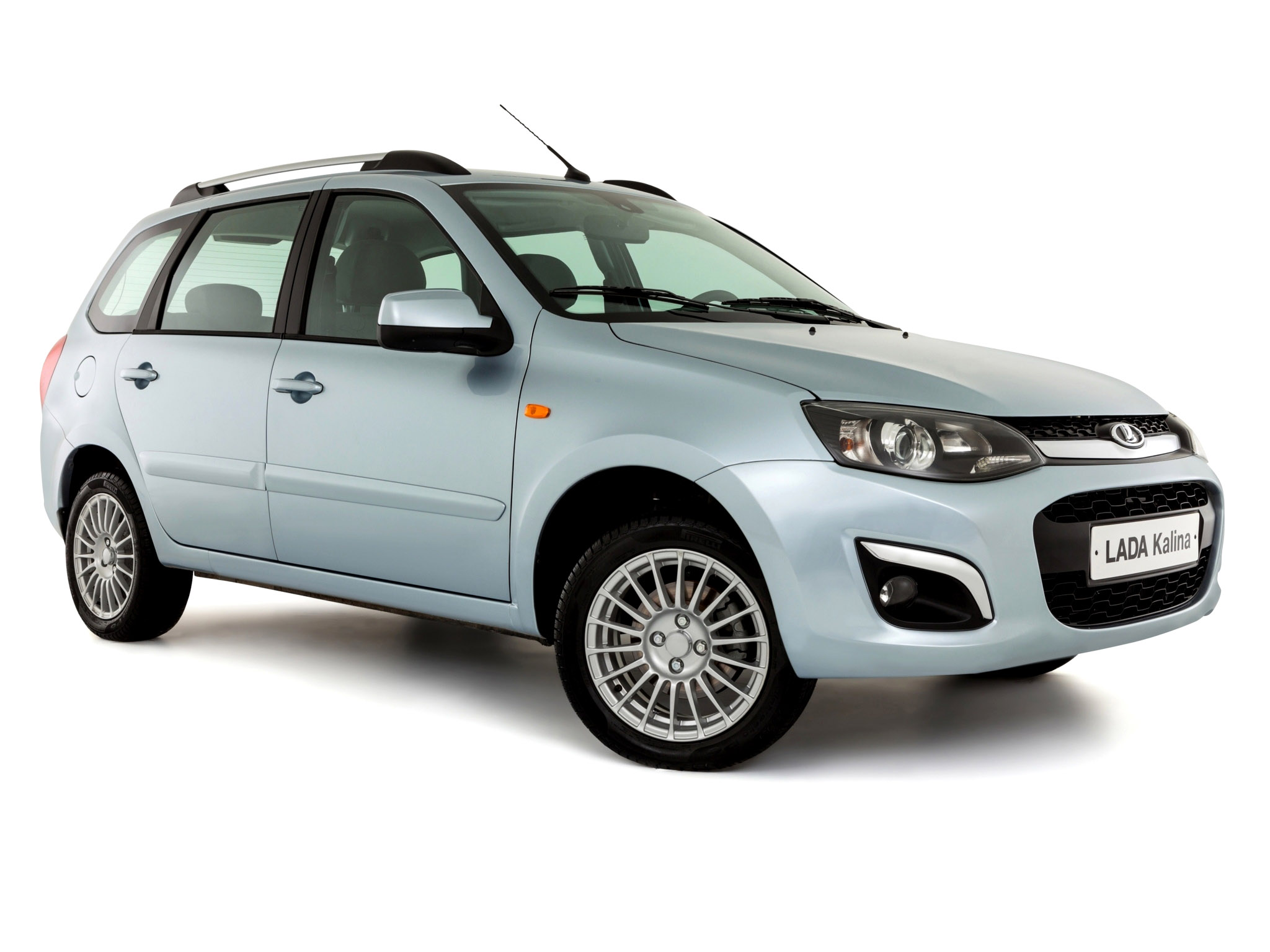 Production of the new Lada Kalina commences in Russia