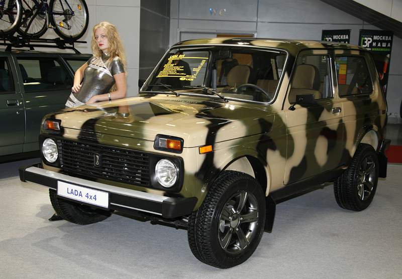 Lada Niva 2002: Review, Amazing Pictures and Images – Look at the car