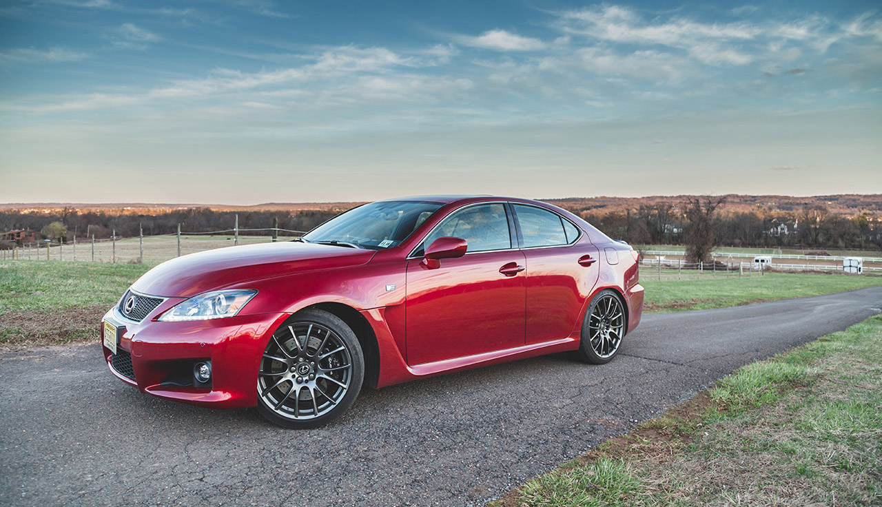 Lexus IS-F 2014 photo - 5