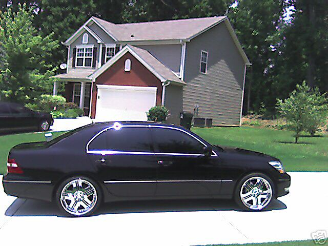 Lexus SC 430 2004 photo - 2