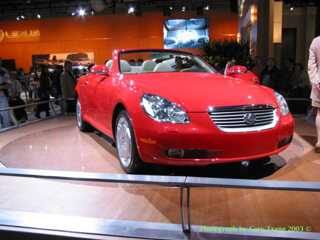 Lexus SC 430 2004 photo - 3
