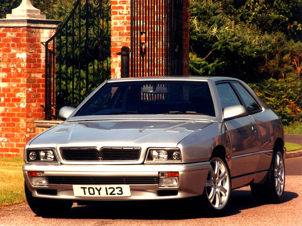 Maserati Ghibli 1992: Review, Amazing Pictures and Images ...