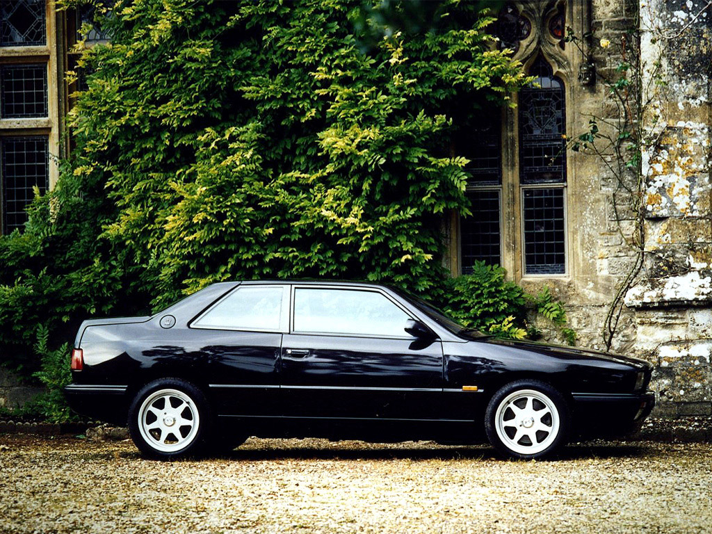 Maserati Ghibli 1997: Review, Amazing Pictures and Images ...
