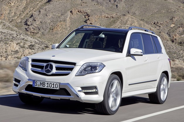 Mercedes-benz glk 2014 photo - 1