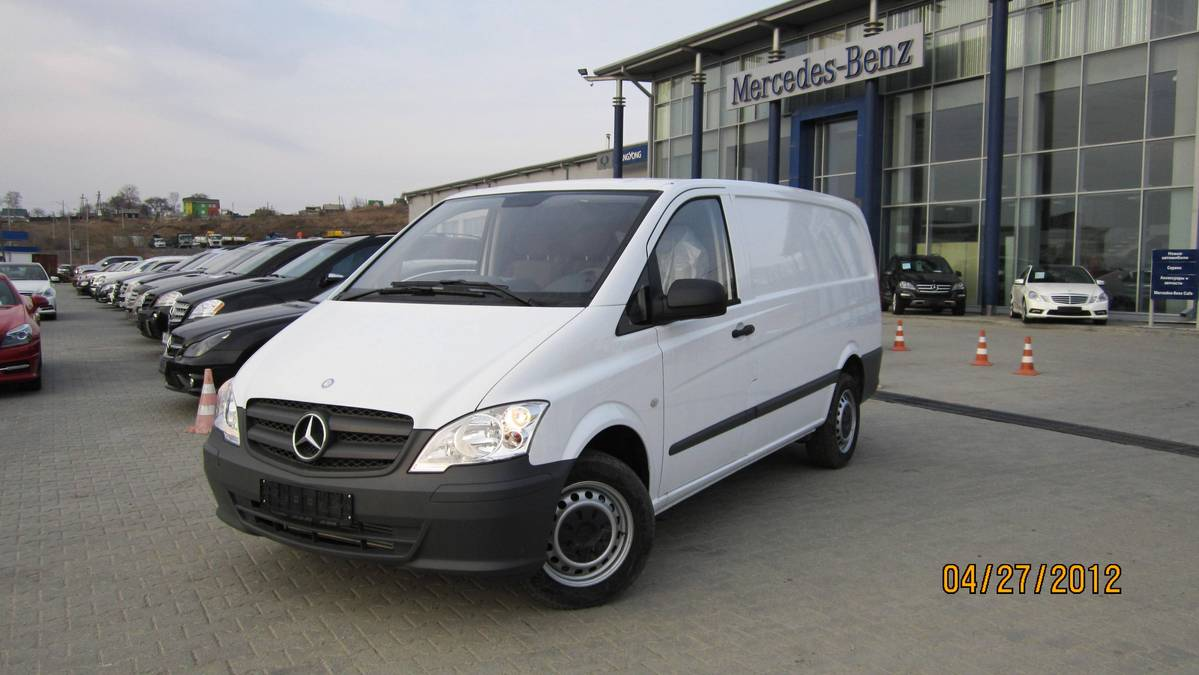Mercedes-benz Vito 2012: Review, Amazing Pictures and ...