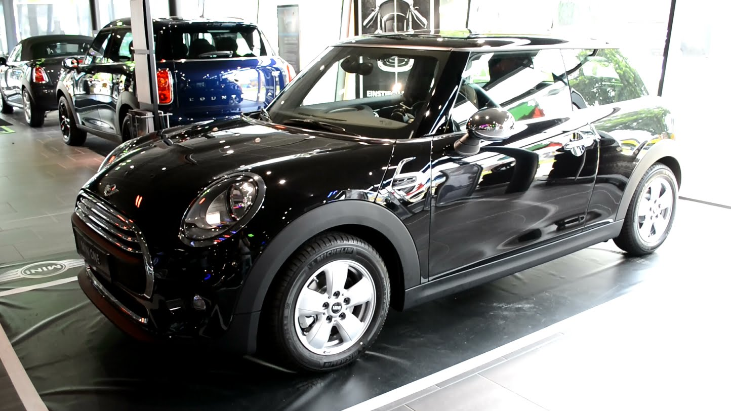 Mini one 2015 photo - 1