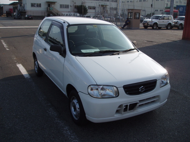 Suzuki Alto 2003 photo - 1