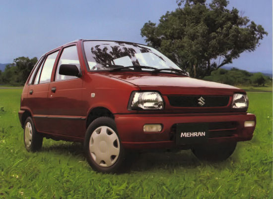 Suzuki Alto 2003 photo - 2