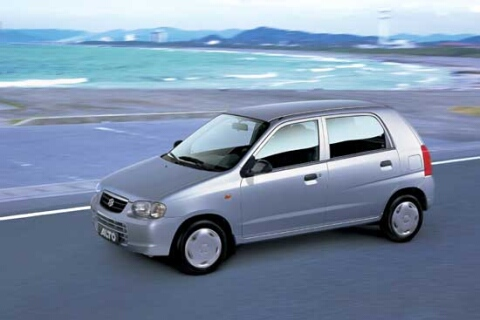 Suzuki Alto 2003 photo - 3