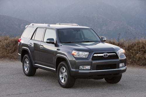 Toyota 4Runner 2012 photo - 1