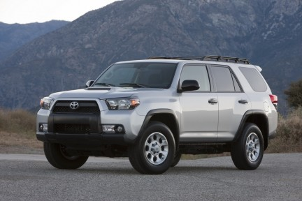 Toyota 4Runner 2012 photo - 2