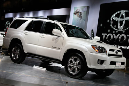 Toyota 4Runner 2012 photo - 3