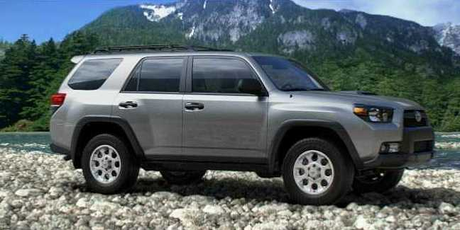 Toyota 4Runner 2012 photo - 7