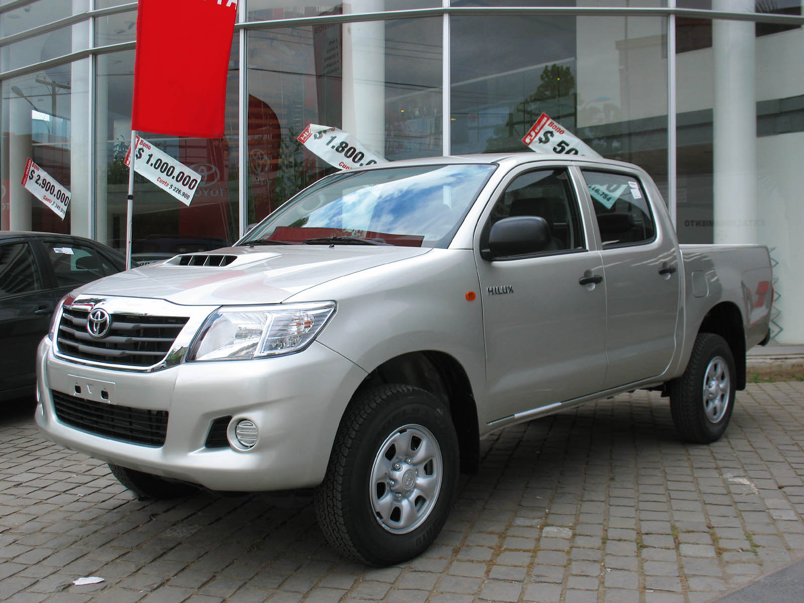 Toyota Hilux 2004 photo - 5