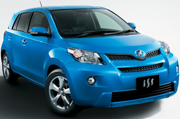 Toyota Ist 2014: Review, Amazing Pictures and Images