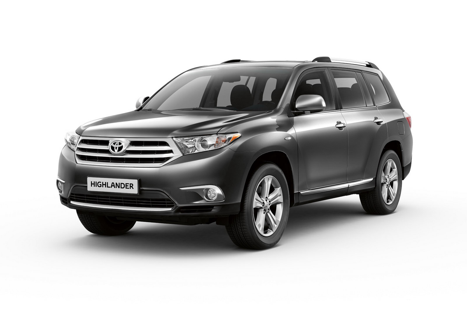 Toyota kluger 2012 photo - 1