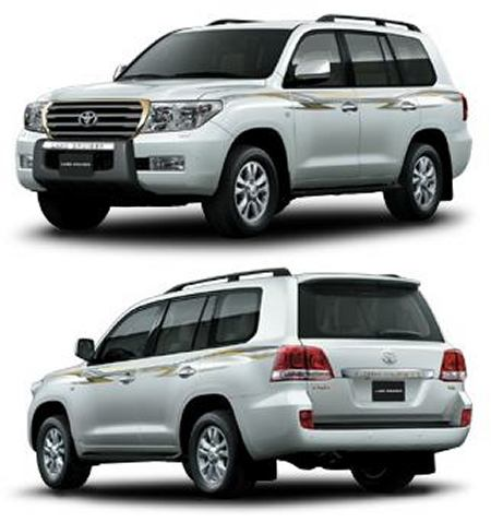 Toyota Land Cruiser 2012 photo - 3