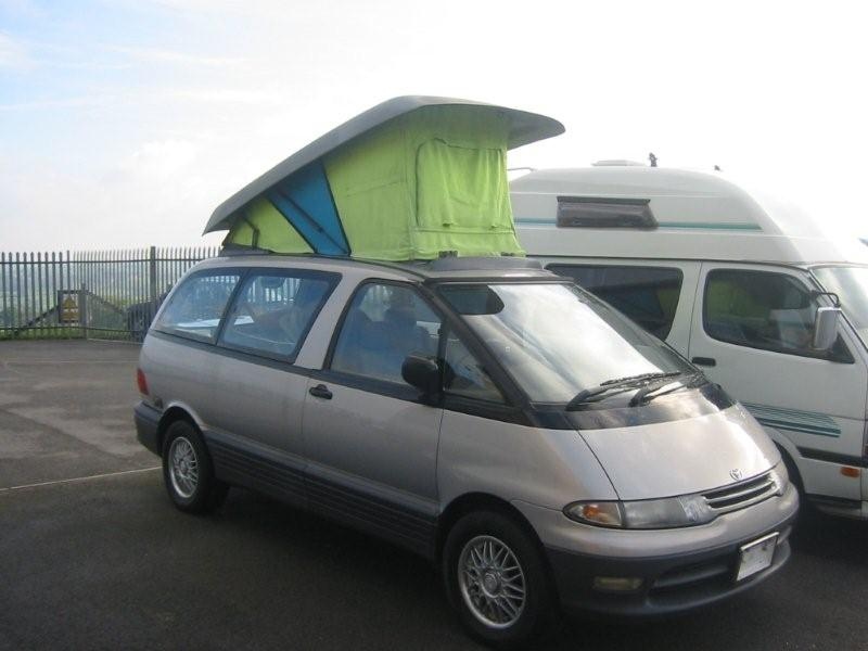 Toyota Previa 1993  Review  Amazing Pictures And Images
