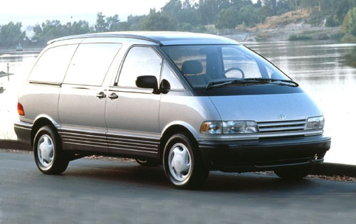 Toyota previa 1994 photo - 3