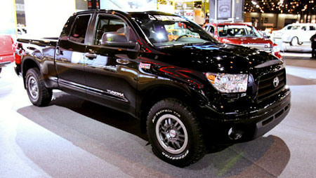 Toyota tundra 2008 photo - 4