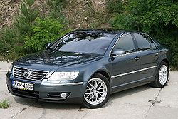 Volkswagen Phaeton 2003 photo - 2