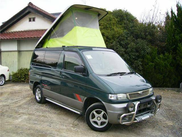 Mazda Bongo 2003: Review, Amazing Pictures and Images - Look at the car
