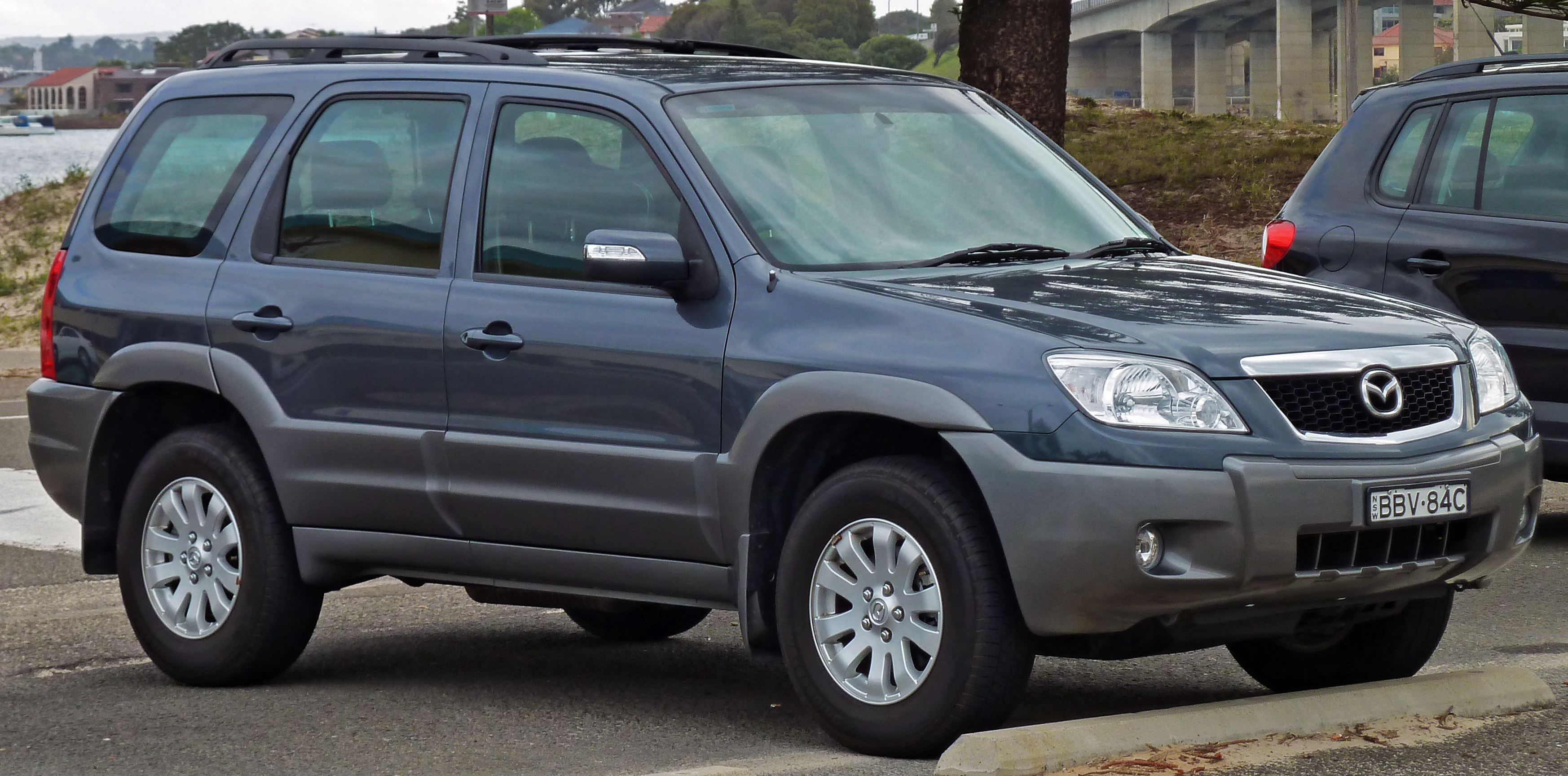 Mazda tribute 2012 photo - 4