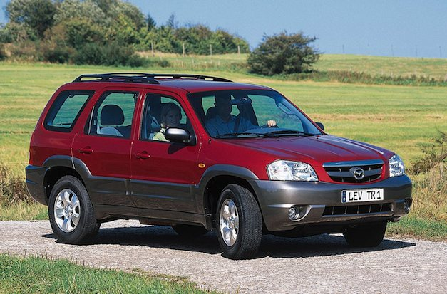 Mazda tribute 2012 photo - 5